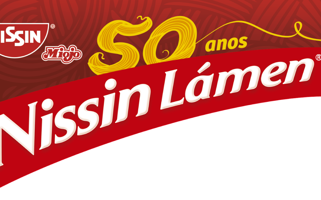 Nissin comemora 50 Anos