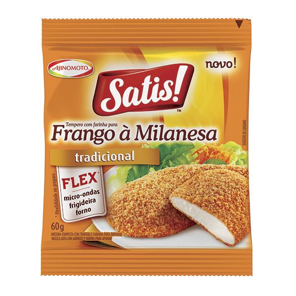 Tempero à Milanesa