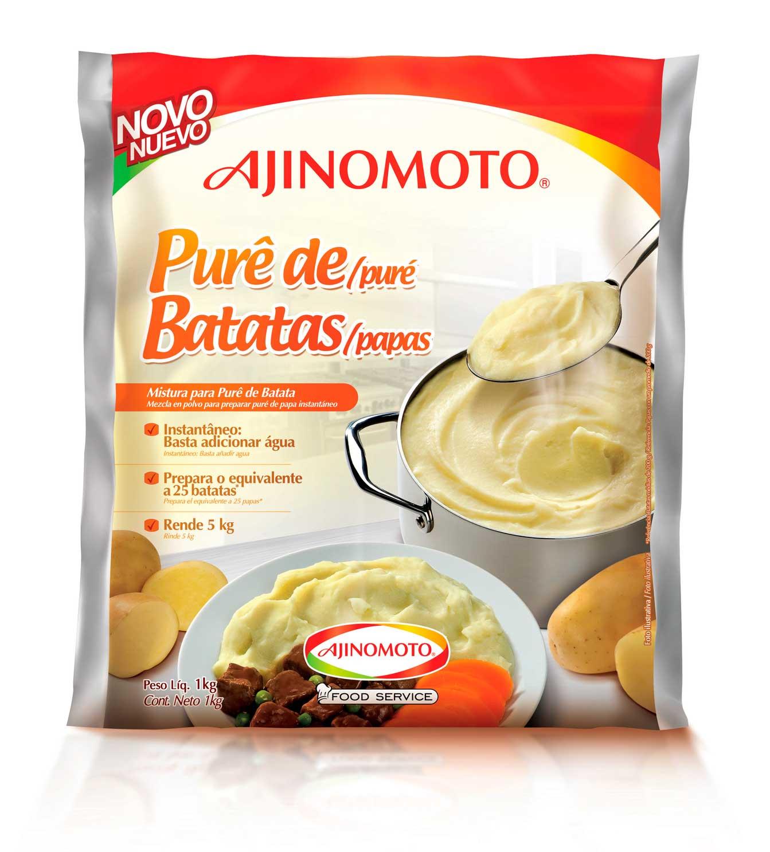 Pure de Batatas