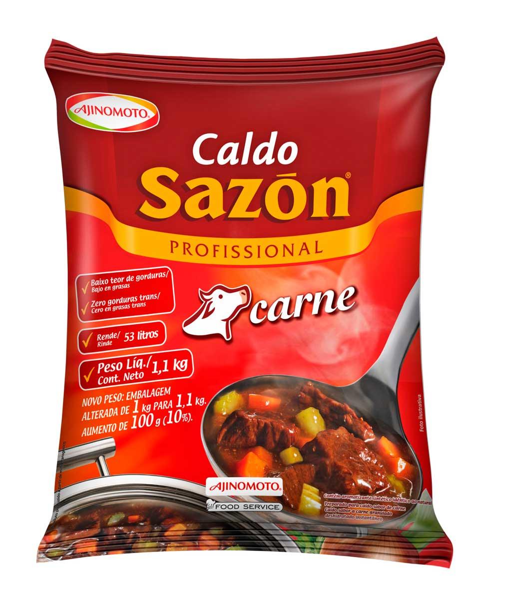 Caldo Sazón