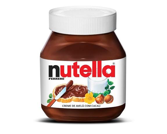Nutella lança nova embalagem com 650g