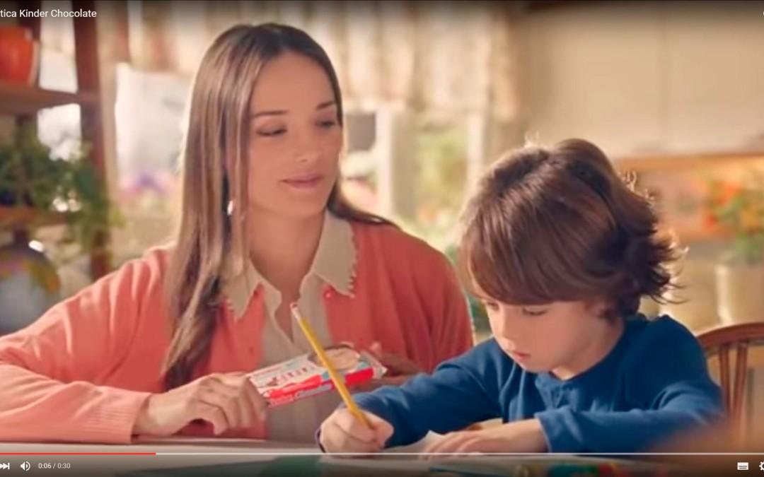 Kinder Chocolate lança nova campanha com o filme Matemática