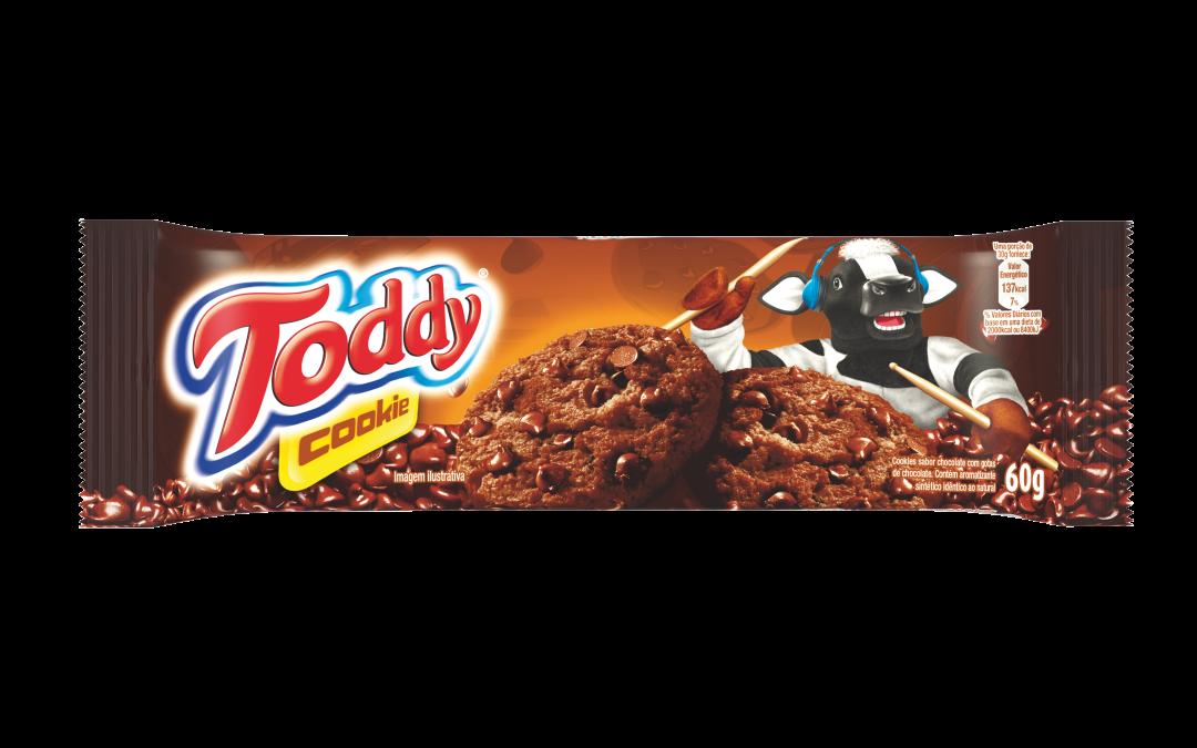 TODDY® continua investindo na categoria de biscoitos e amplia sua linha de cookies